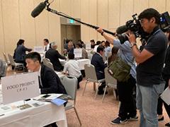 食の輸出商談会&相談会風景03