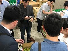 食の輸出商談会&相談会風景01