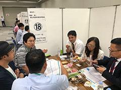 食の輸出セミナー&相談会風景05